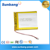 485060- china battery manufacturer 3.7v 1500mAh with rechargeable for Remote Sensor/GPS /Power Bank
