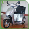 Three Wheel Elderly Fastwheel Electric Scooter 30mph