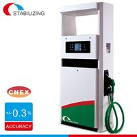 China supplier sundstrand pump fuel dispenser with nozzle SLB