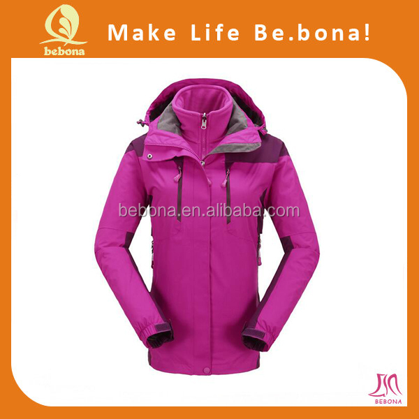 Eco-Friendly Feature Heated Women Winter Jacket