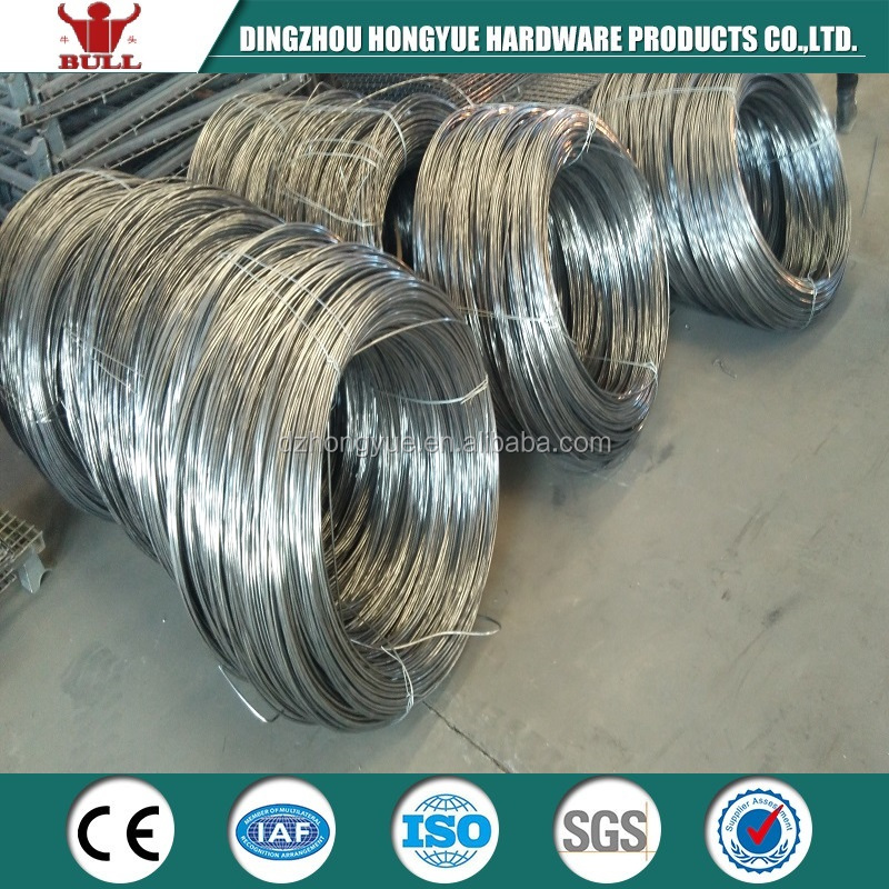 galvanized cyclone wire length of the roll