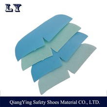 Thermoplastic Shoes Toe Puff Chemical Sheet And Counter Material