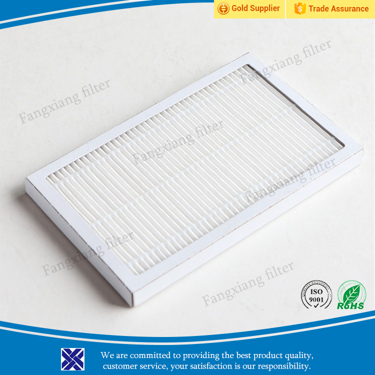 2017 the best price professional custom activated carbon air filter
