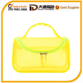 Colorful Travel Transparent PVC Cosmetic Bags
