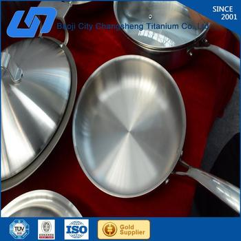 2016 New Customized Widely Used Cheap Best Titanium Ceramic Cookware