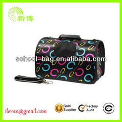 Deluxe foldable pet travel bag