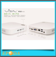2014 Very hot Intel Celeron Mini PC Android Windows 7 Window 8 XP Mini PC