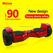 Manke new type 8.5 inch fat tire customized electric scooter on sale