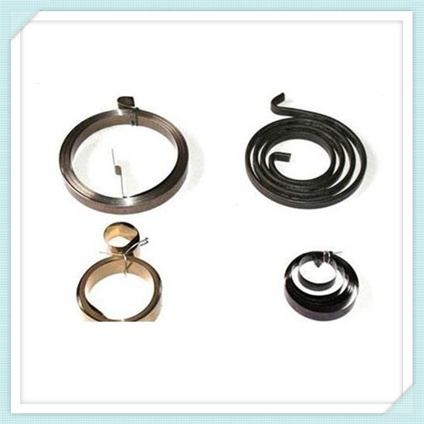 File Spiral Metal Coil Spring For Tape Measure torsion springs