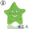 Degradable Natural Cellulose Kids Bath Sponges
