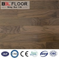 Wide plank American Walnut Engineered wood flooring manufacturer