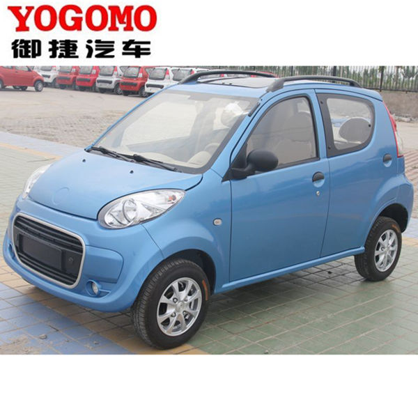 YOGOMO EEC L7e Blue Color Electric Vehicle with 72v 5kw Brushless AC Motor