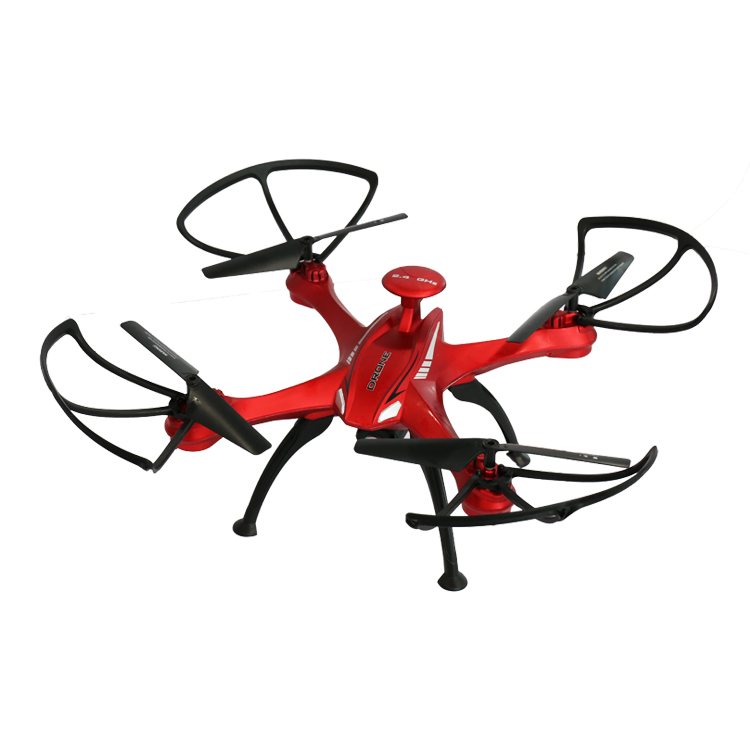 Professional 2.4G remote control dron quadcopter camera drone for kids