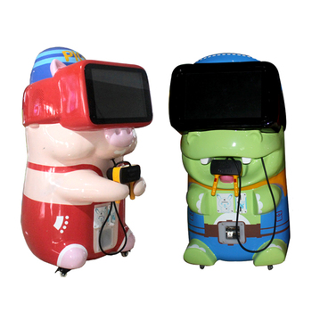 hot sale KiddIe VR Machine with Coin Operated system Game Machine VR Viewer