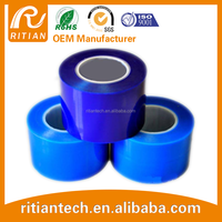 Blue PET Self - Adhesive Surface Protective Tapes From RITIAN