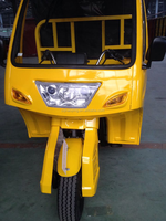 Nigerian Apsonic Reliable Tuk Tuk 3 Wheeler Adult Tricycle For Cargo Use