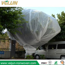 Tree protection bag nonwoven fabric, fruit protection bag, UV protection bag