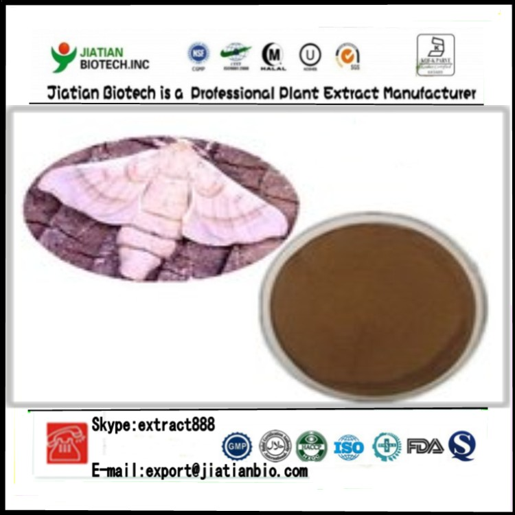 High quality male silk moth extract