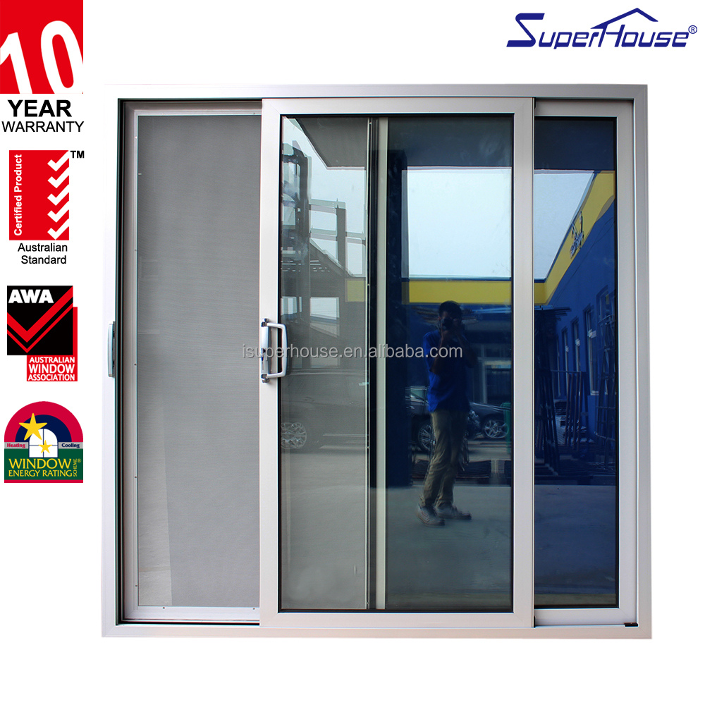 Aluminium Sliding Door Double Glazed Doors Buy Aluminum Sliding