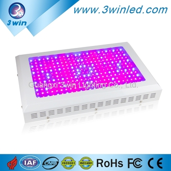 288 leds x 3watt led grow light full spectrum for Growing Vegetable Flower & Medicinal Plants 800w led grow light