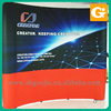 Indoor/outdoor pop up fabric banner printer