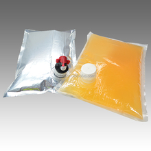 BIB Aseptic Bag in Box For Beverage with Valve