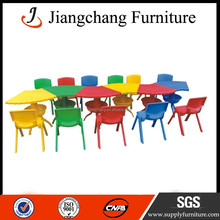 Best Price For Childrens Plastic Chairs And Table JC-ZYS16