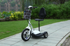 Adults used cheap hot sell three wheel tricycle scooter on sale