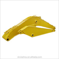 China supplier construction spare parts, excavator long reach arm and boom