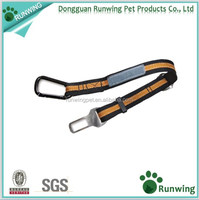 Premium quality Direct to Seatbelt Tether Car Restraint for Dogs
