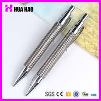 made in china high quality huahao promotional metal pens, pen kit