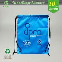 Lower Minimum frozen drawstring bag