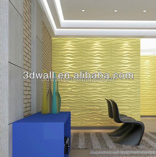 Architectural wall panels eco 3d wall panel interior for Sustainable interior design products
