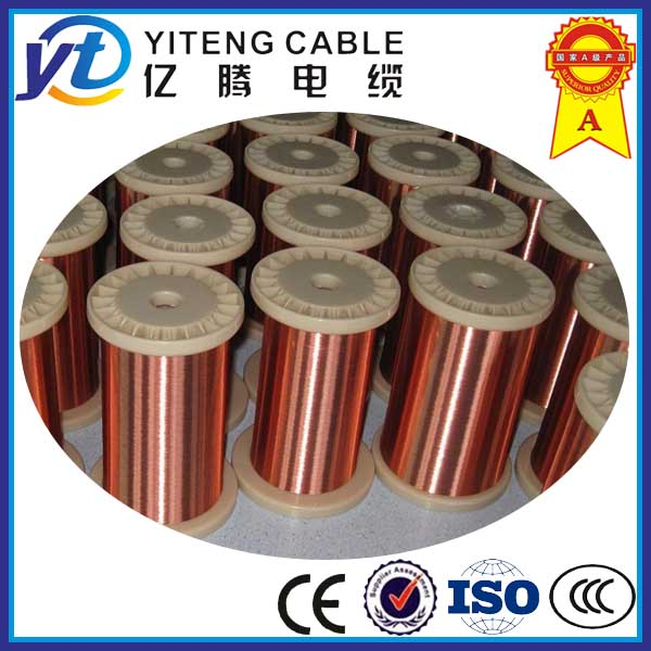 For transformers Solderability ISO Certificated super fine enamelled round copper wire