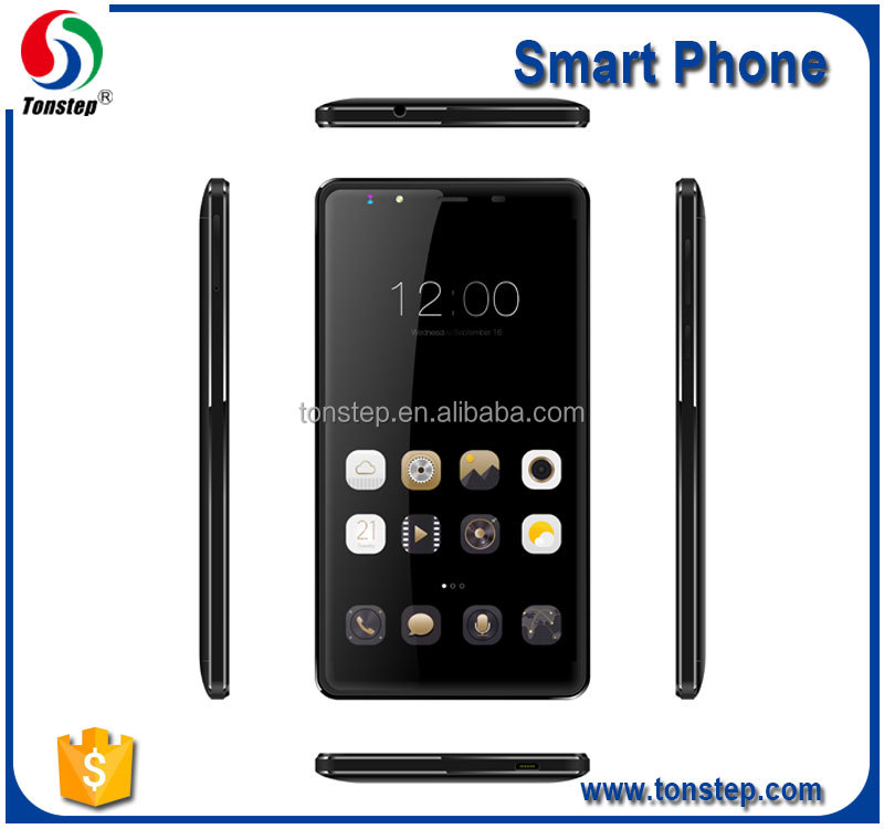 new design high end 6 inch 4G smart phone, android smart phone MT6753 Octa core 3GB+6GB A-GPS 5+13MP