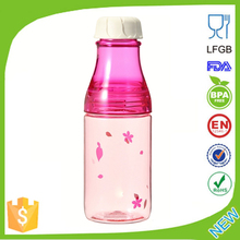 Bpa Free Plastic Water Bottle with soft color