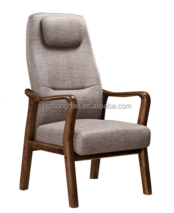 Foshan furniture market used hotel furniture for sale wood four leg office chair