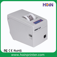 58mm Thermal Receipt Printer With Linux Driver Big Gear Support 83mm Rolls