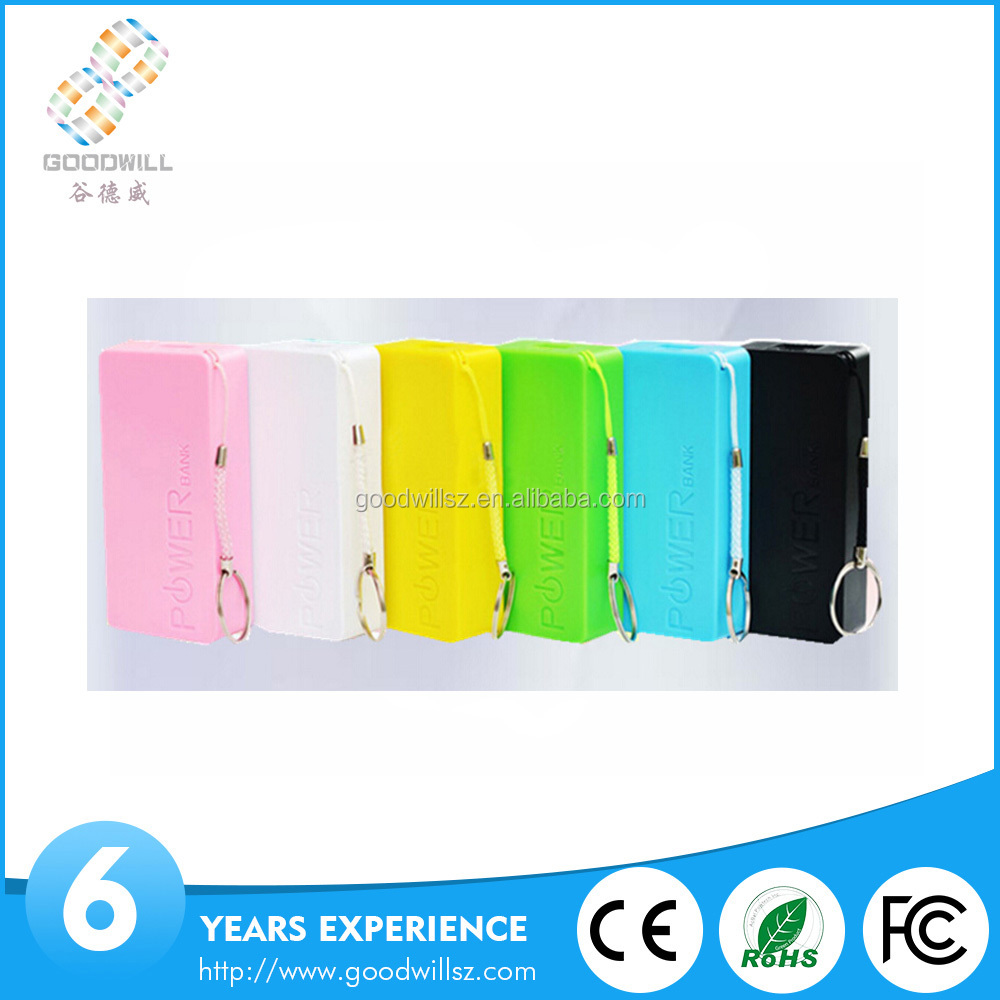 Promotional Christmas Gift Perfume 5200mah Power Bank , Portable Power Bank Battery Charger