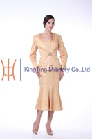 Womens Special Church Occasion Dresses with matched church hats