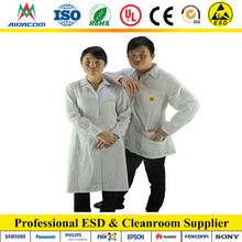 New design- ESD smock, antistatic coat ESD Cleanroom coat
