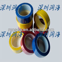 Insulators for twisted wire PET Tapes