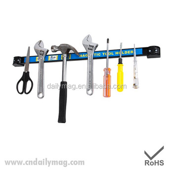 Strong Magnetic Tool Holder with Plastic Assembly Part