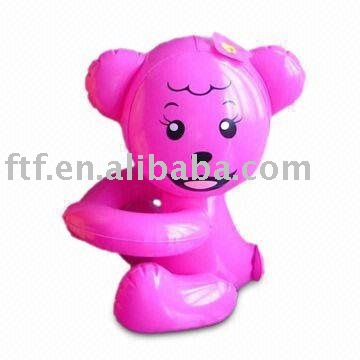 inflatable doll /inflatable animals/inflatable cartoon(made of PVC,EN71)