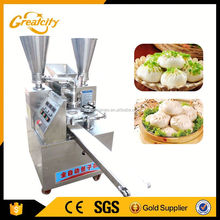 stable performance automatic Chinese momo making machine