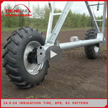 Farm Irrigation Tires / Agricultural Tires for Center Pivot Irrigation System Parts