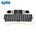 High Quality Competitive Tv Use 2.4G ,Wireless Keyboard Flying Mouse Remote Control