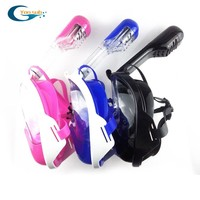 best swimming mask and snorkel set