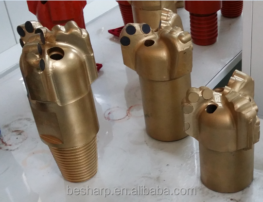 cheap and high quality power tools hard rock pdc oil well drilling bits