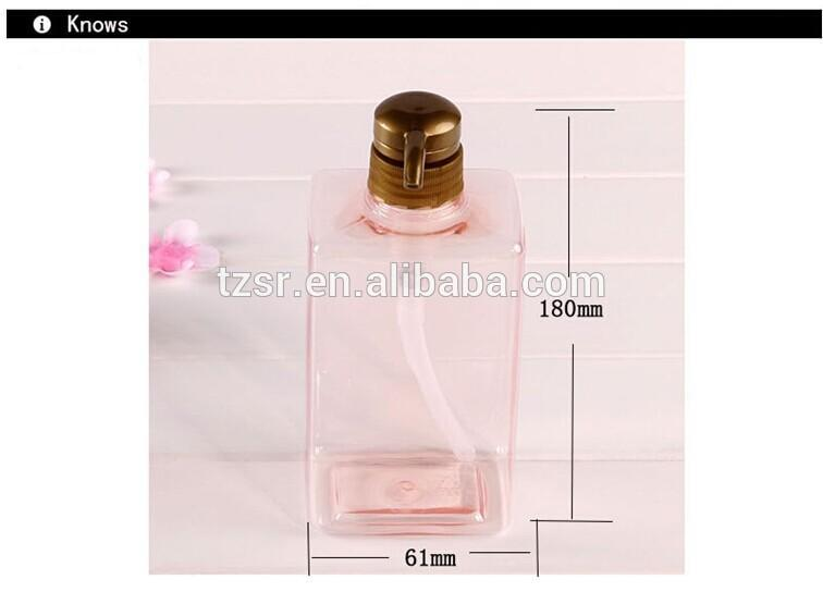 600ml refill bottle